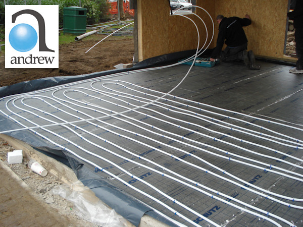 Comunder Floor Heating Uk : Underfloor Heating Installation  Christmas Lights