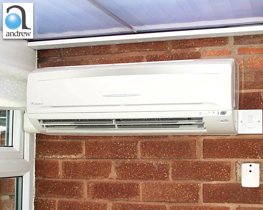 Air Heat Units : Air source heat pump systems from andrew engineering